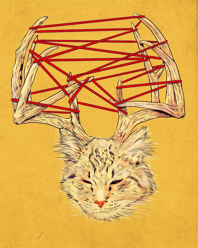 Cat's Cradle by kooky love on Threadless