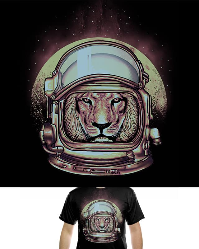Fly Me To The Moon by fathi on Threadless