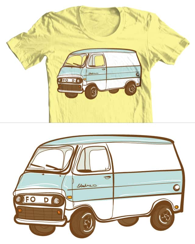 E300.1 by corey9 on Threadless