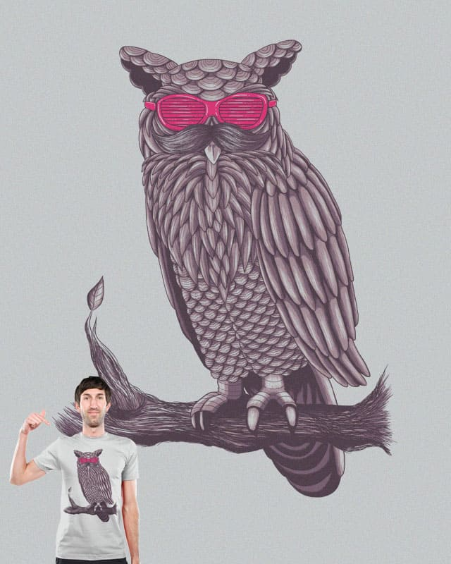 Coowl by monochromefrog on Threadless