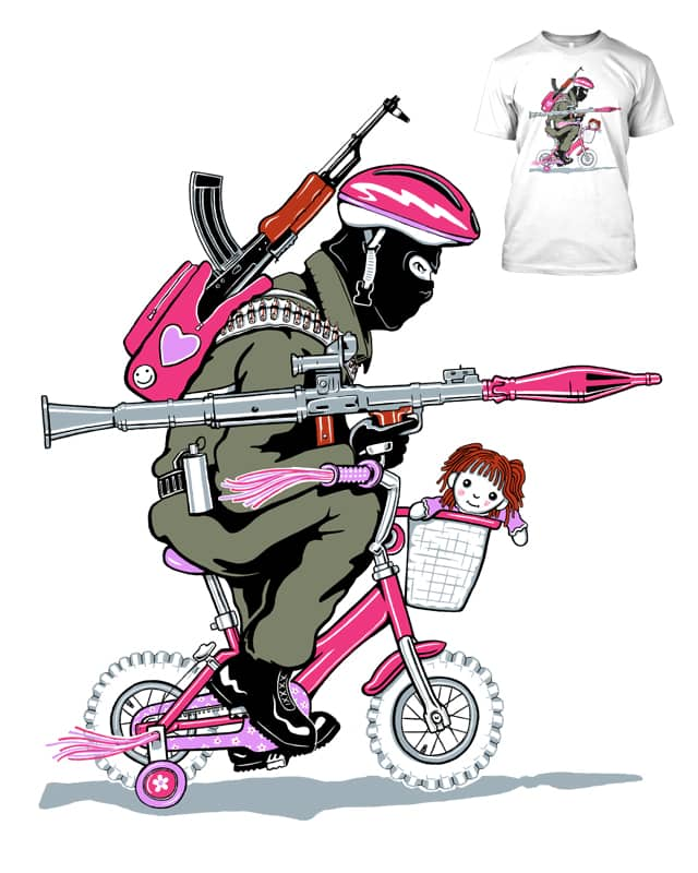 Terrorcycle by Faymuss on Threadless