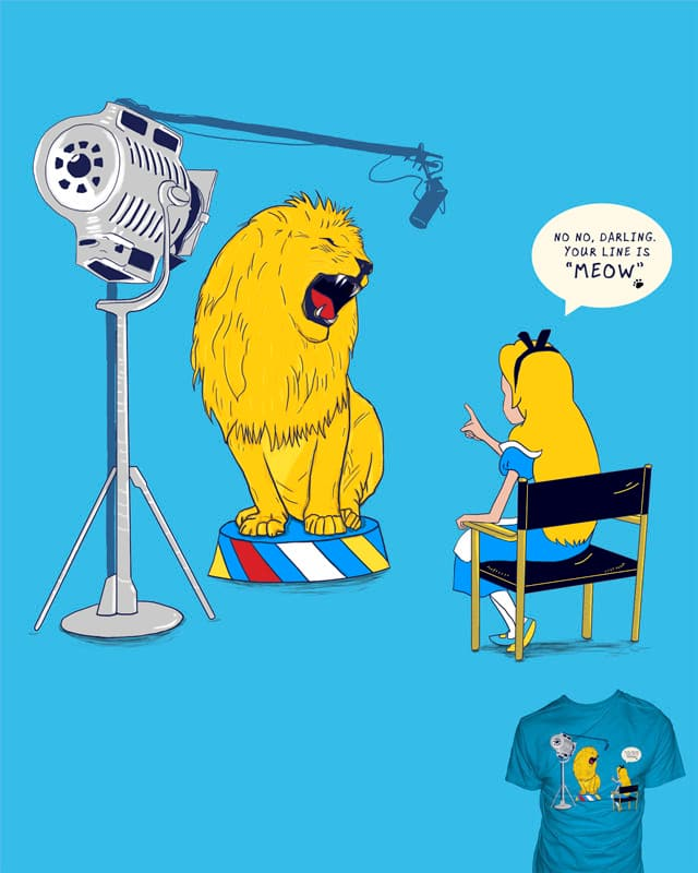 Directing by Calvin Wu on Threadless