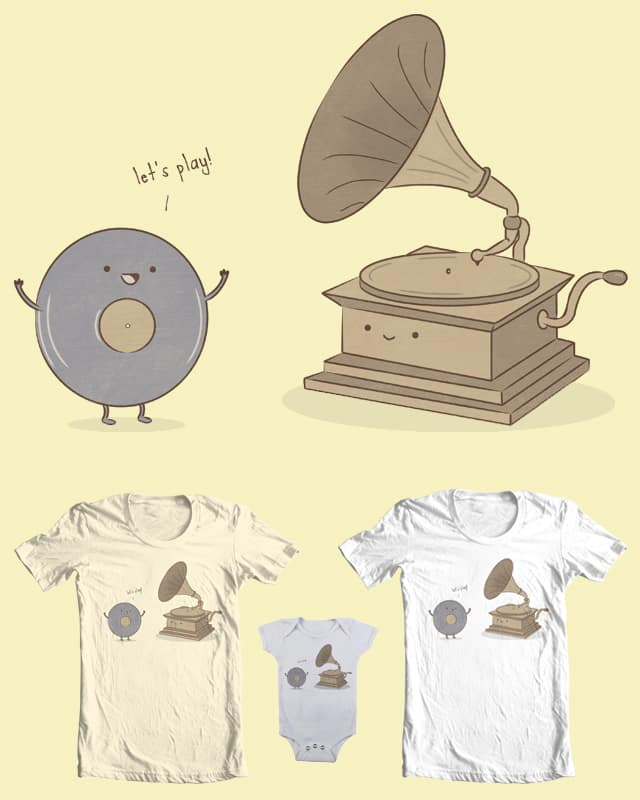 Let's Play! by meatpaste on Threadless