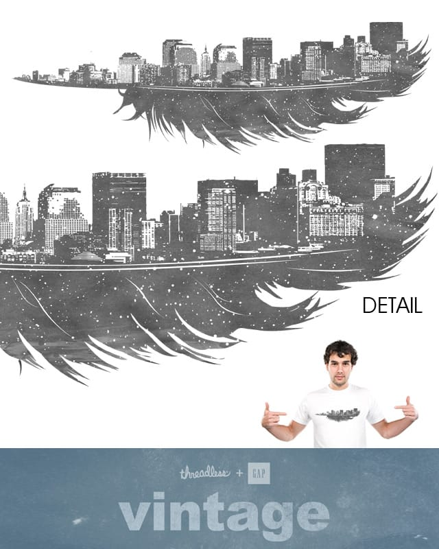 City of Angel by Zen Studio on Threadless