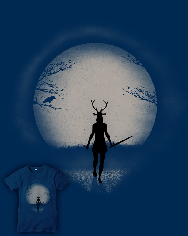 When She Turns Into... by barzaly on Threadless