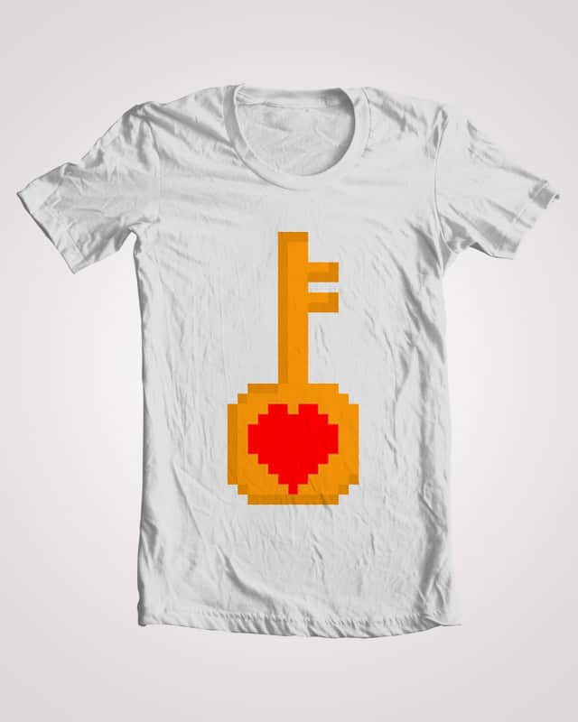 Key by dkkli on Threadless