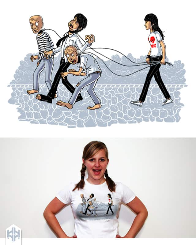walking the dead by sayahelmi on Threadless