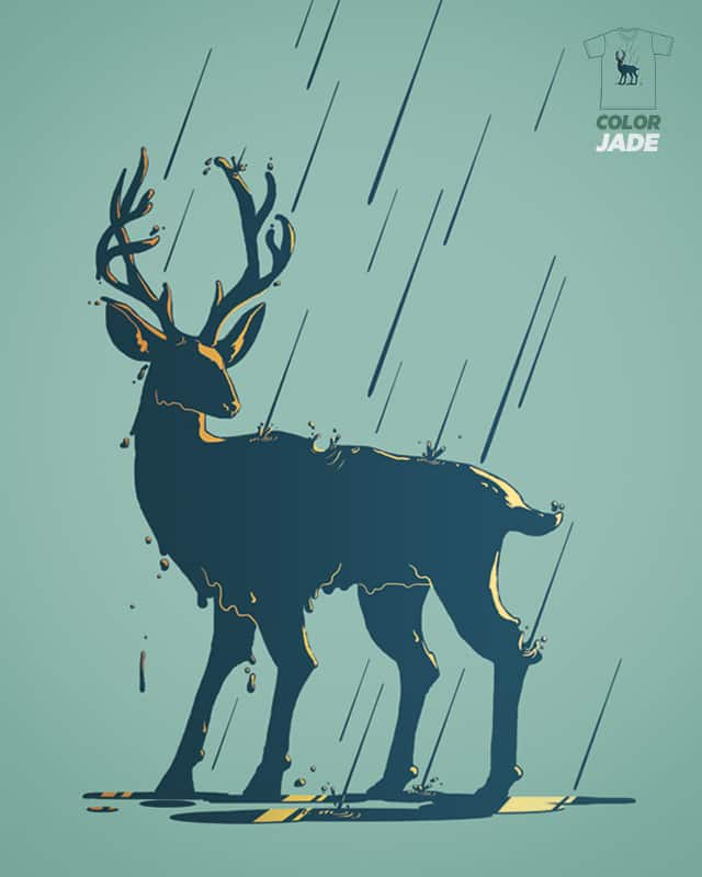 Raindeer by fightstacy on Threadless