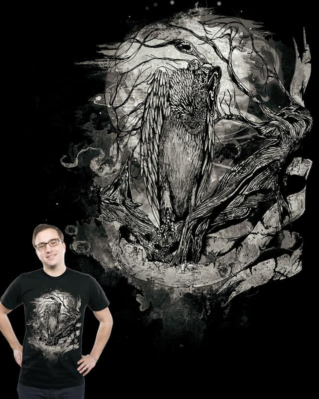 Silent Night by hero mujahid on Threadless