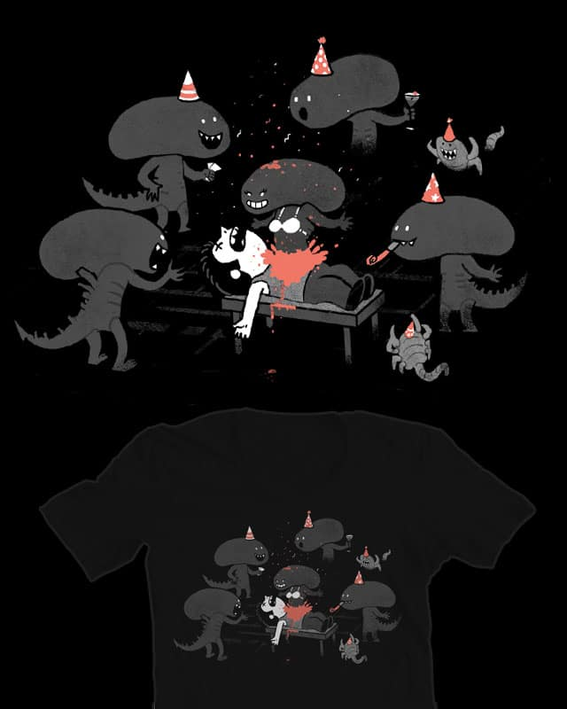 Surprise!!! by queenmob on Threadless