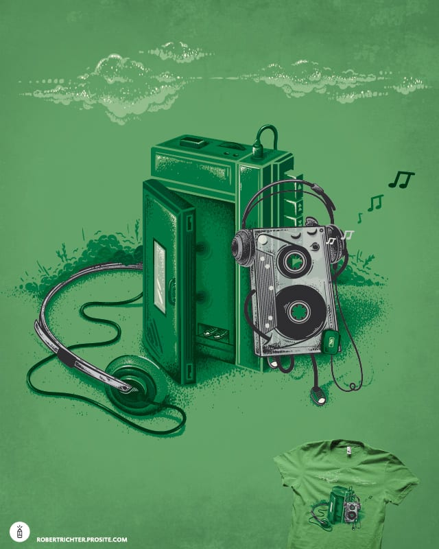 Music Break by Robert_Richter on Threadless