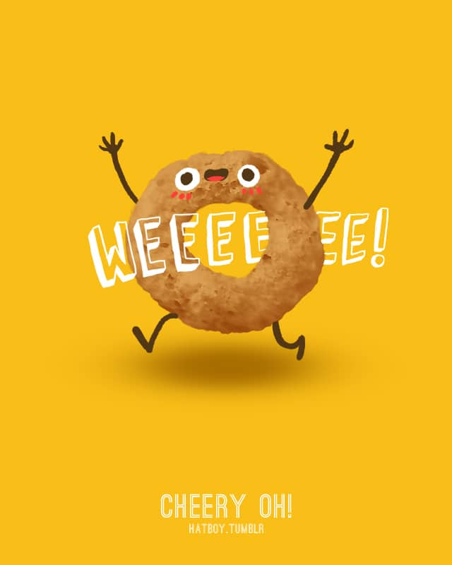 Cheery Oh! by Hat_Boy on Threadless