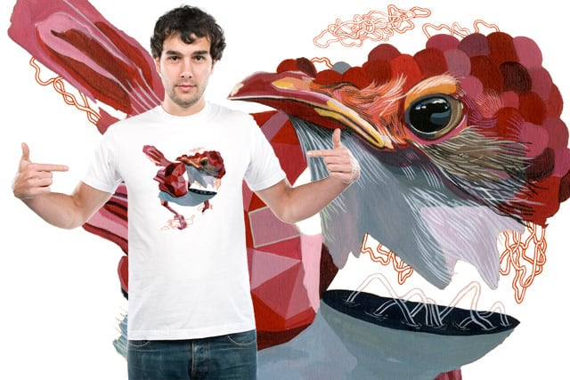 Endangered Bird by juantravieso on Threadless