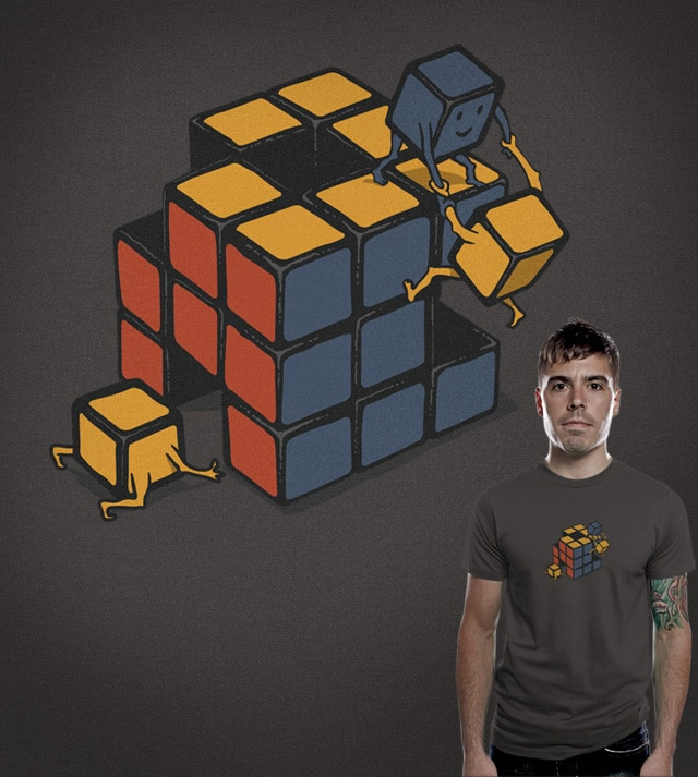 Swap by Boy_Tinta on Threadless