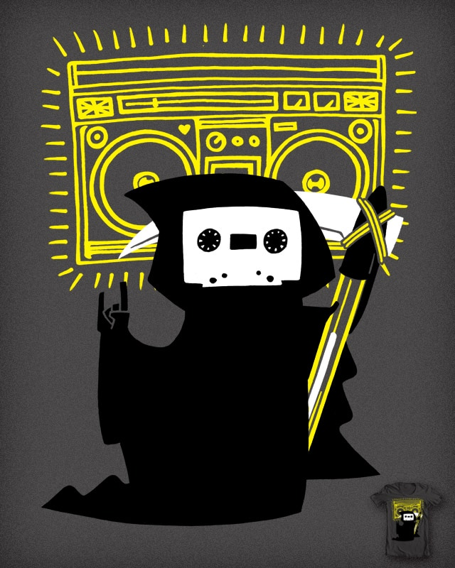 Death Mixtape by ivanrodero on Threadless