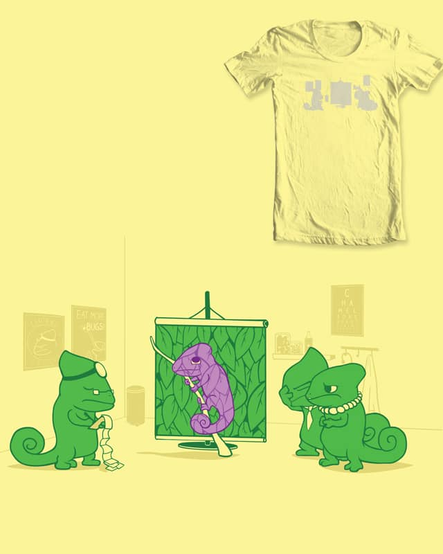 Uncovering the Problem by R3D FOX on Threadless