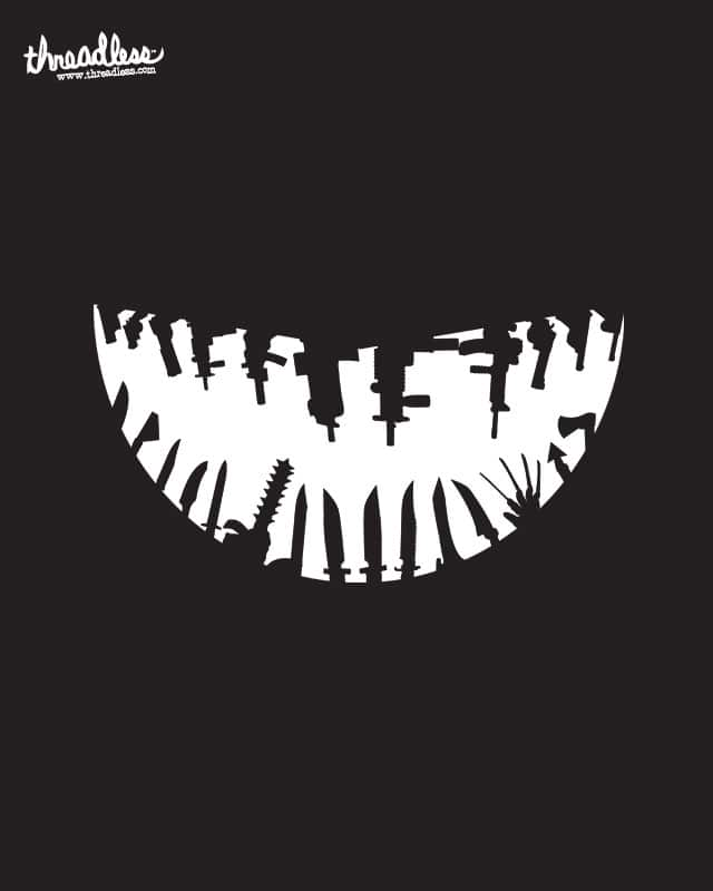 Killer Smile by robbyiodized on Threadless