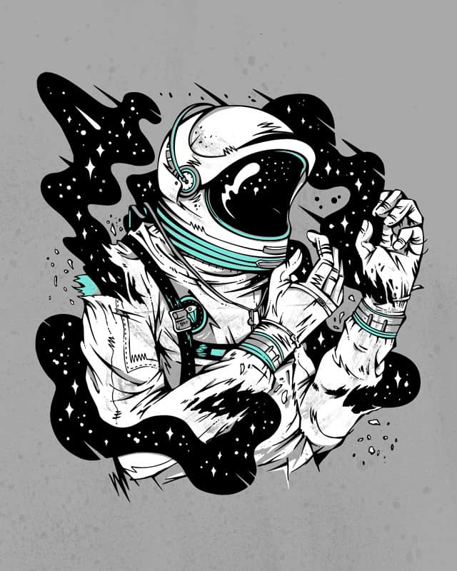 Rough Space by citizen rifferson on Threadless