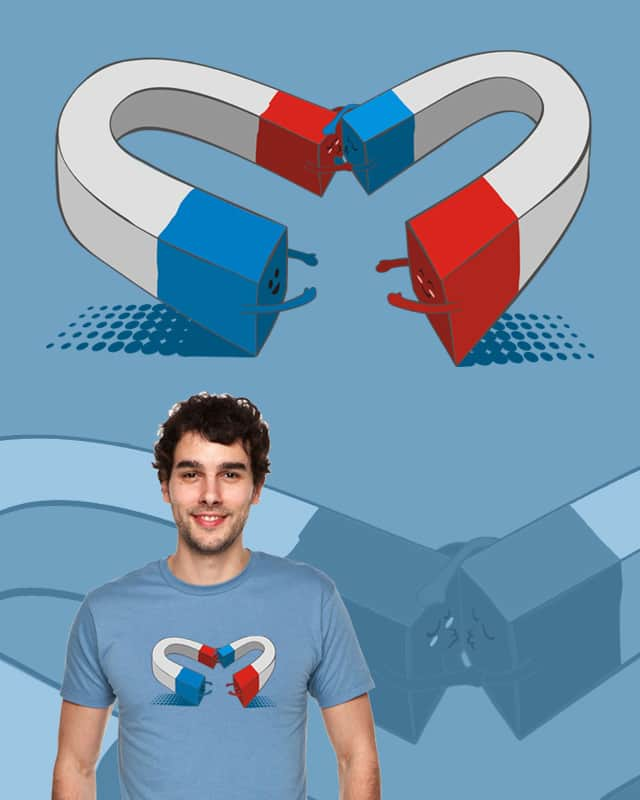 opposites attract by hon888 on Threadless