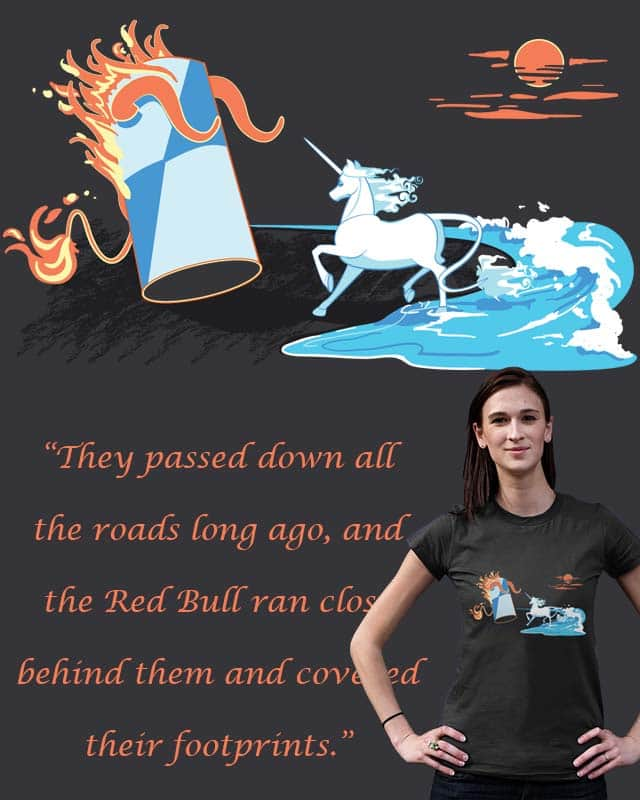 The Last of Her Kind by silverhare on Threadless