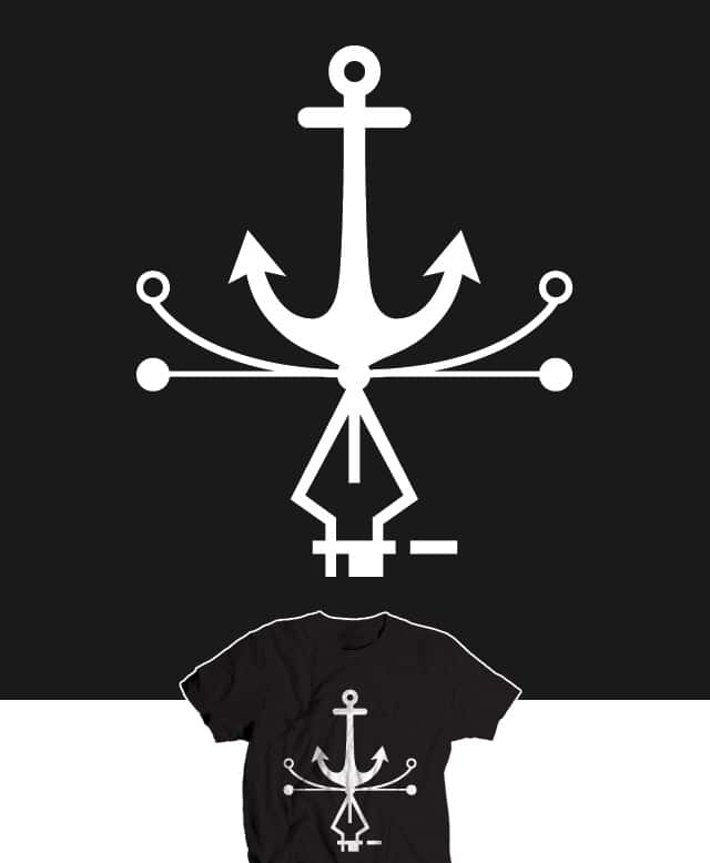 anchor point. by Papaprime on Threadless
