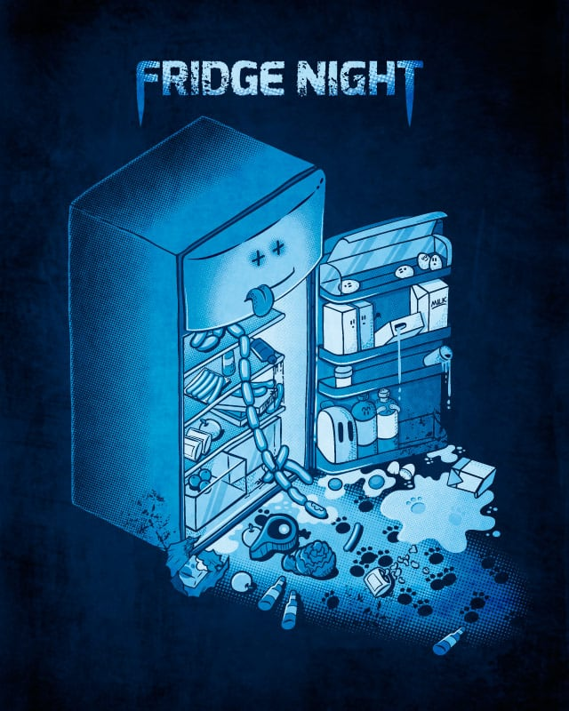 Fridge night by biticol on Threadless