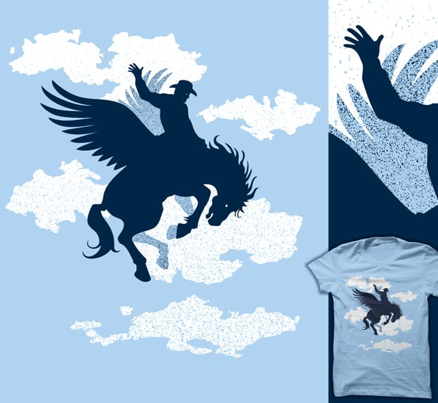 Sky Rodeo by tomburns on Threadless