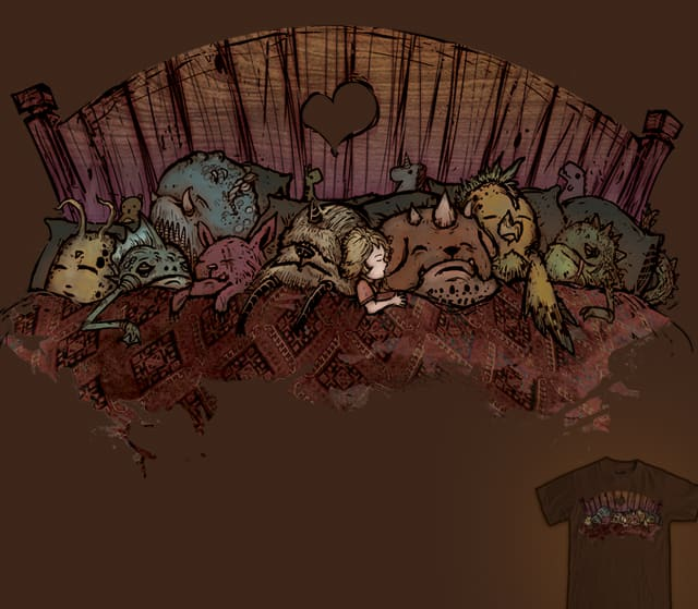 Sweet Dreams by Outlaw01 on Threadless