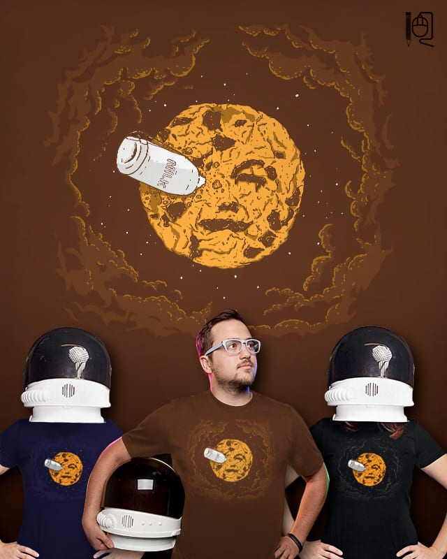 A trip to the Cookie by rodrigobhz on Threadless