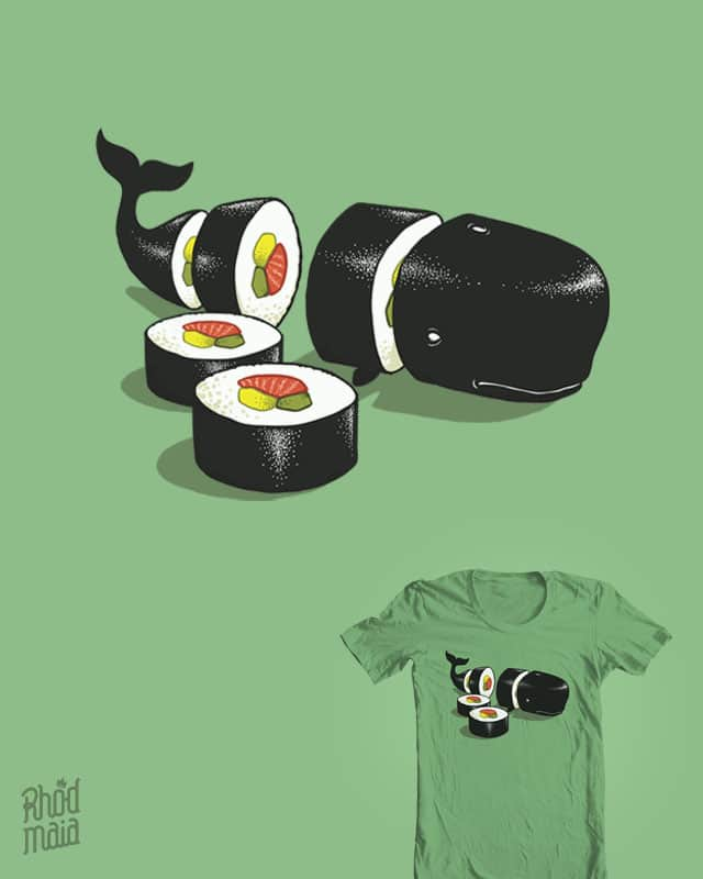 Oriental Flavor by Rhod Maia on Threadless