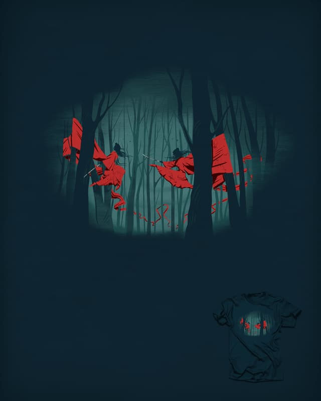 Red Leaves by anivini on Threadless