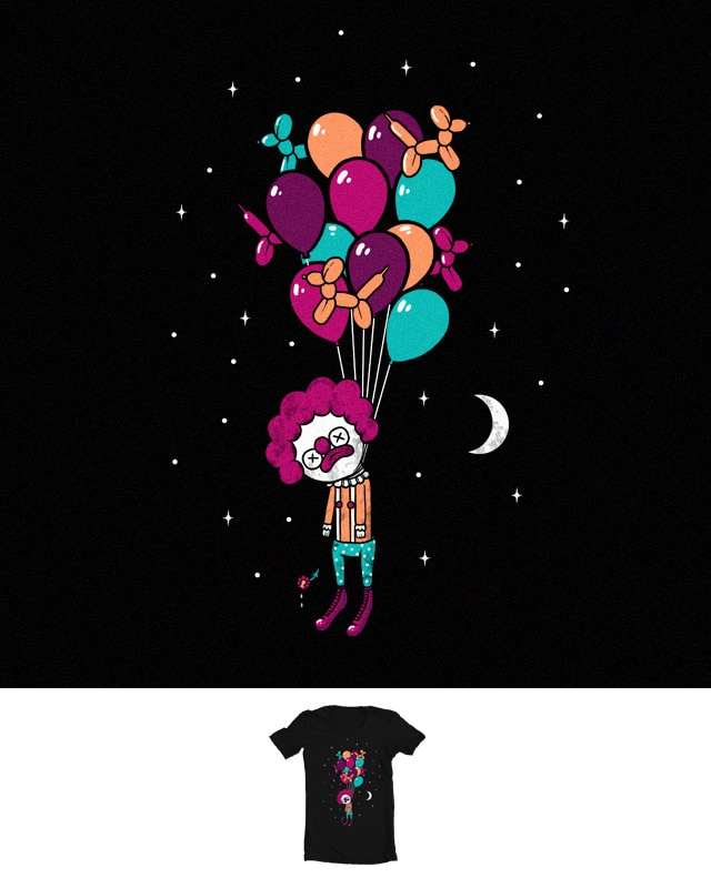 Last laugh by randyotter3000 on Threadless