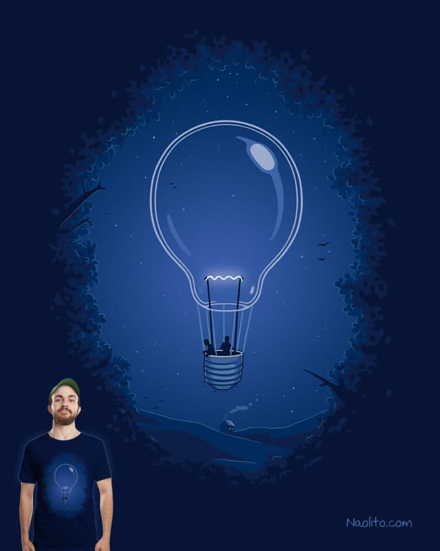Let Your Ideas Fly by Naolito on Threadless