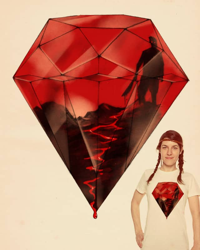 Blood Diamonds by FRICKINAWESOME on Threadless