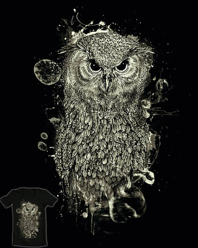 Owl by hero mujahid on Threadless