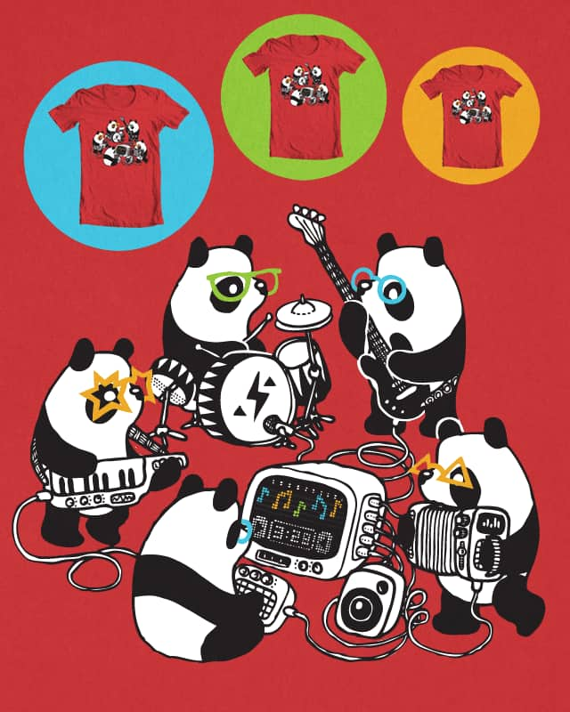Wake me up before you Bamboo by thestateofthings on Threadless