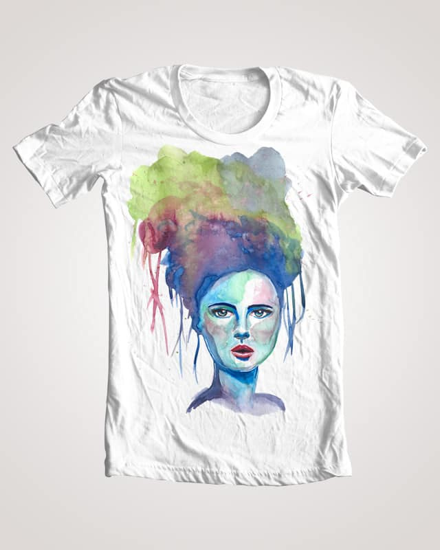 A Moment's Reverie by jm_aranez on Threadless