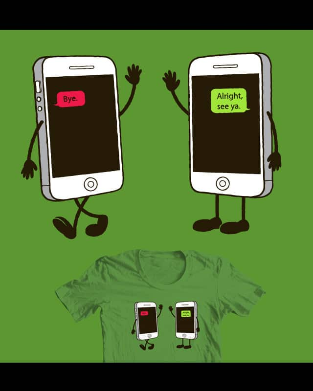 TEXT by Flying_Mouse on Threadless