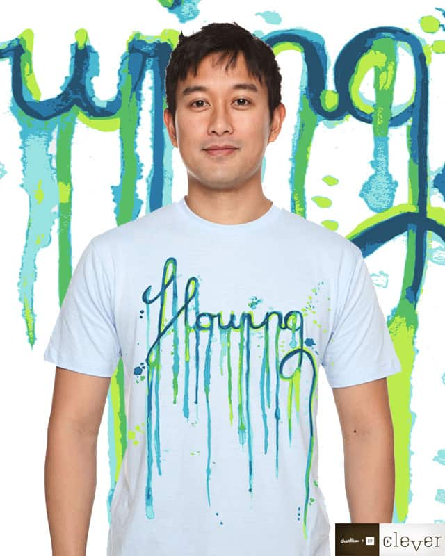 Flowing by Sz.J.design on Threadless