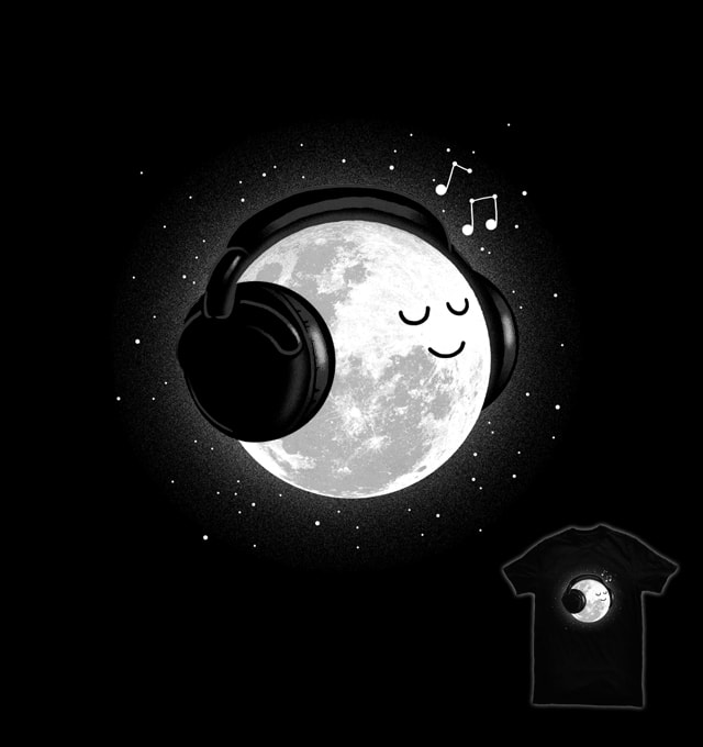 Truth Of Crescent by ben chen on Threadless
