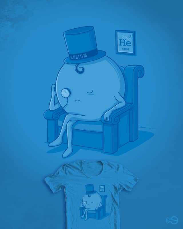 Noble gas by gebe on Threadless