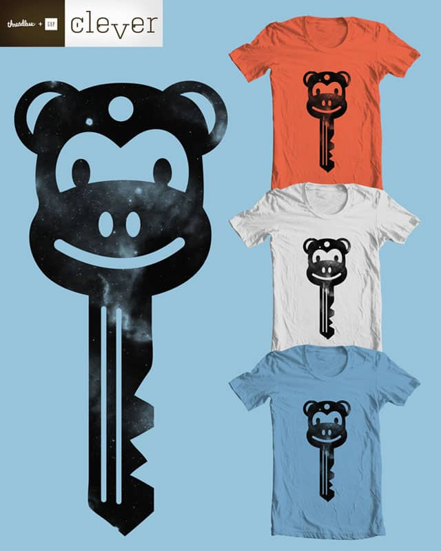 MONKEY by Agimat ni Ingkong on Threadless
