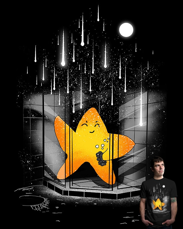 Meteor Shower by shesmatilda on Threadless