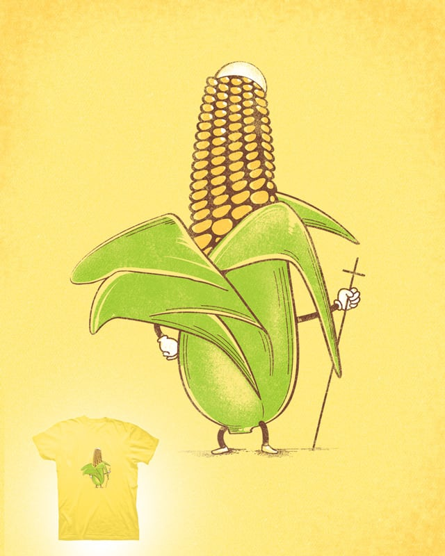 Pope-Corn by mr.tooot on Threadless