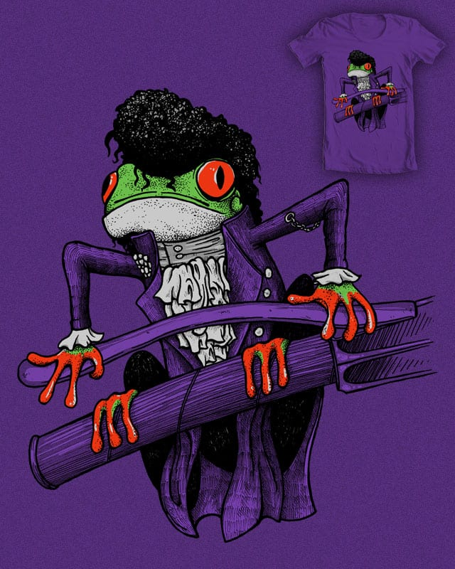 Frog Prince by Torakamikaze on Threadless
