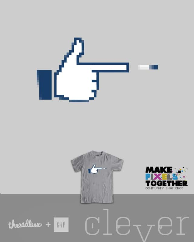i would like to shoot you in the facebook by jerbing33 on Threadless