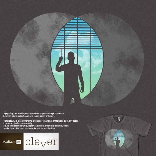 Venntilation by kooky love on Threadless