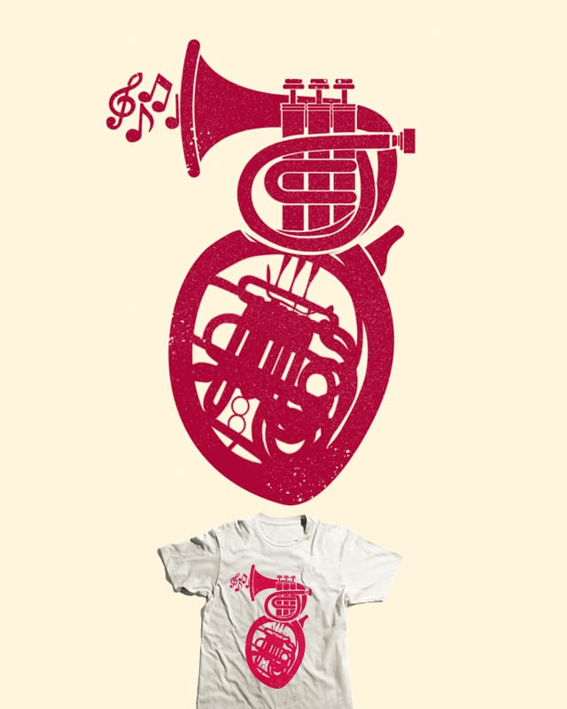 Music in My Heart by dandingeroz on Threadless