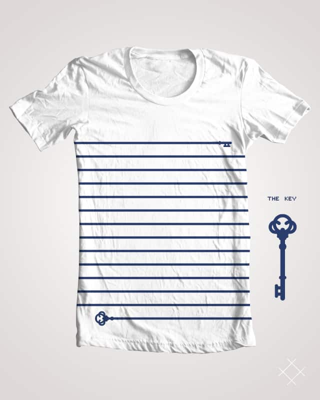 The french key by AndreasWikstrom on Threadless