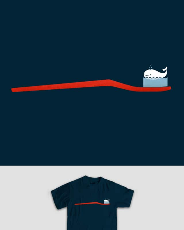 Whale Paste by davidfromdallas on Threadless